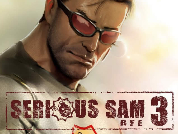 Serious Sam 3: BFE ( Steam Gift / Region Free )