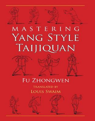 Improvement in the Yang style Taijiquan