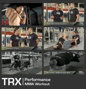 TRX Kettlebell Iron Circuit Conditioning