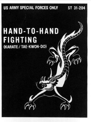 Dogfight based karate / taekwondo
