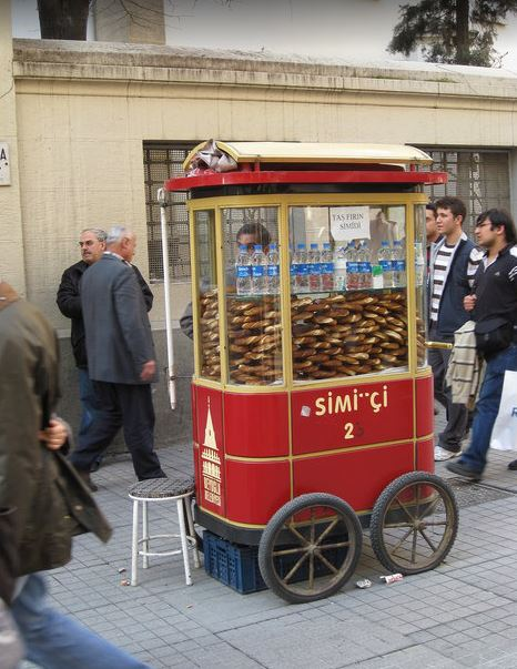 Bread cart