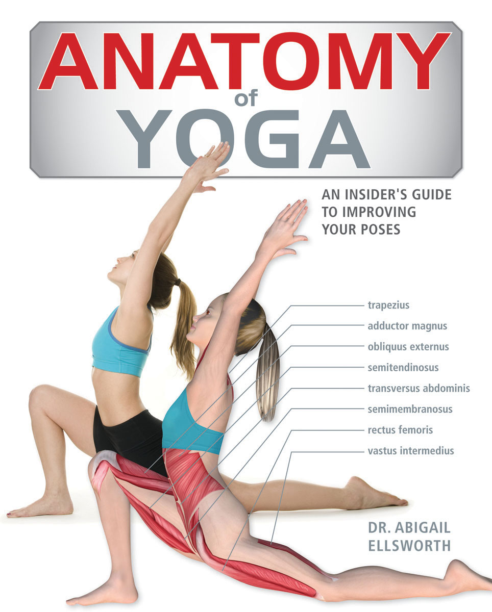 Book: The Yoga Anatomy - Second Edition