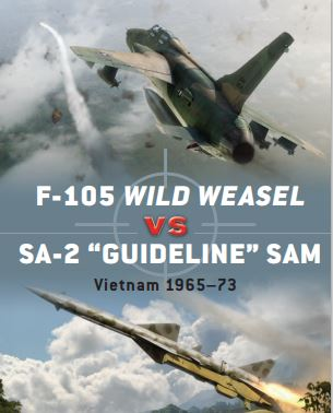 F-105 Wild Weasel vs SA-2 in Vietnam 196