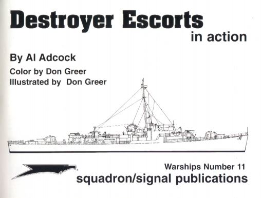 Book: Escort ships in World War II