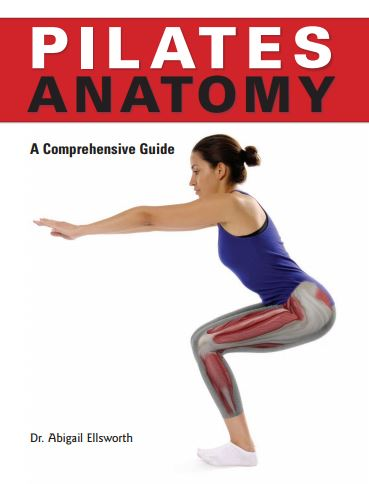 Book: Pilates Anatomy - The Complete Guide
