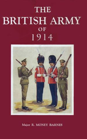 Book: British Army in 1914
