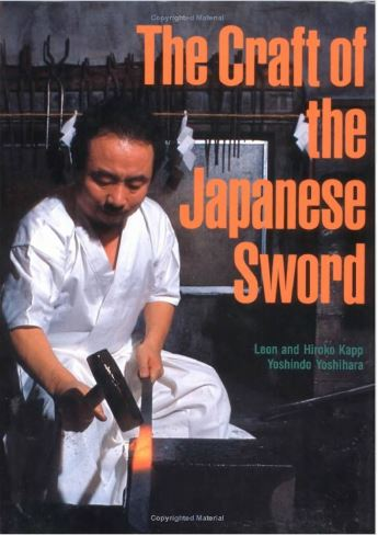 The art of creating a Japanese sword