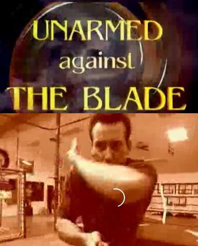 unarmed against the blade
