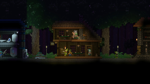 Starbound - Steam Gift (RU/CIS)