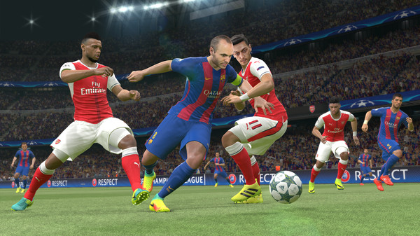 Pro Evolution Soccer 2017 - Steam Gift (RU/CIS)