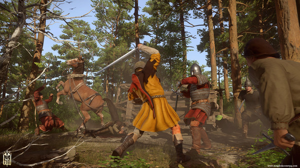 Kingdom Come: Deliverance (RU/UA/KZ/CIS)