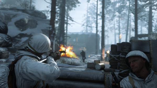 Call of Duty: WWII - Digital Deluxe (RU/UA/KZ/CIS)