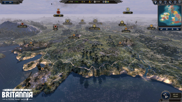 Total War Saga: Thrones of Britannia (RU/UA/KZ/CIS)