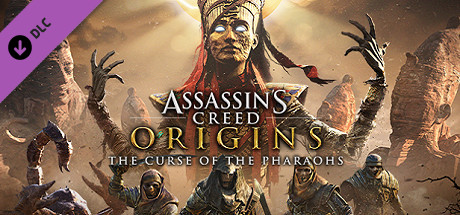 Assassins Creed Origins - The Curse Of The Pharaohs