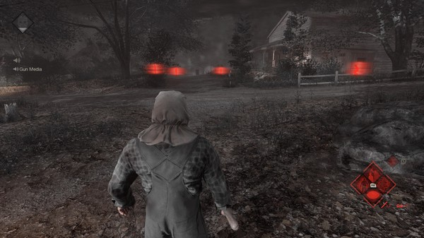 Friday the 13th: The Game (RU/UA/KZ/CIS)