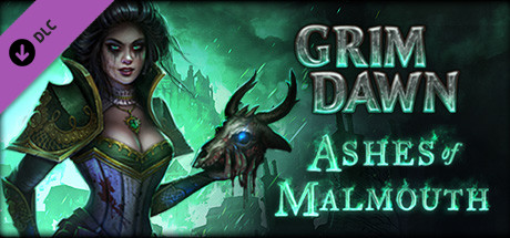 Grim Dawn - Ashes of Malmouth Expansion (RU/UA/KZ/СНГ)