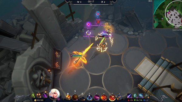 Battlerite Royale (RU/UA/KZ/CIS)