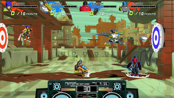 Lethal League Blaze (RU/UA/KZ/CIS)