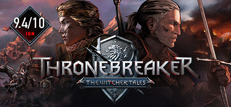 Thronebreaker: The Witcher Tales (RU/UA/KZ/CIS)