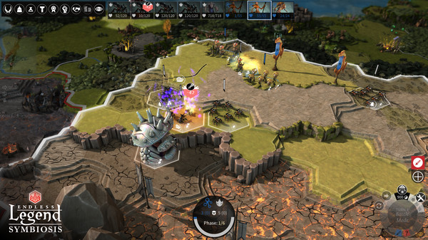 Endless Legend – Symbiosis  * DLC (RU/UA/KZ/CIS)