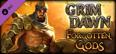 Grim Dawn - Forgotten Gods Expansion (RU/UA/KZ/CIS)