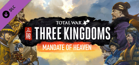 Total War: THREE KINGDOMS - Mandate of Heaven (RU/CIS)