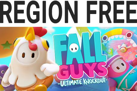 Fall Guys: Ultimate Knockout * New Account Region Free