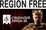 Crusader Kings III * New Steam Account Online * Full Access