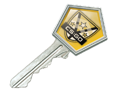 Counter-Strike: Global Offensive Huntsman Case Keys