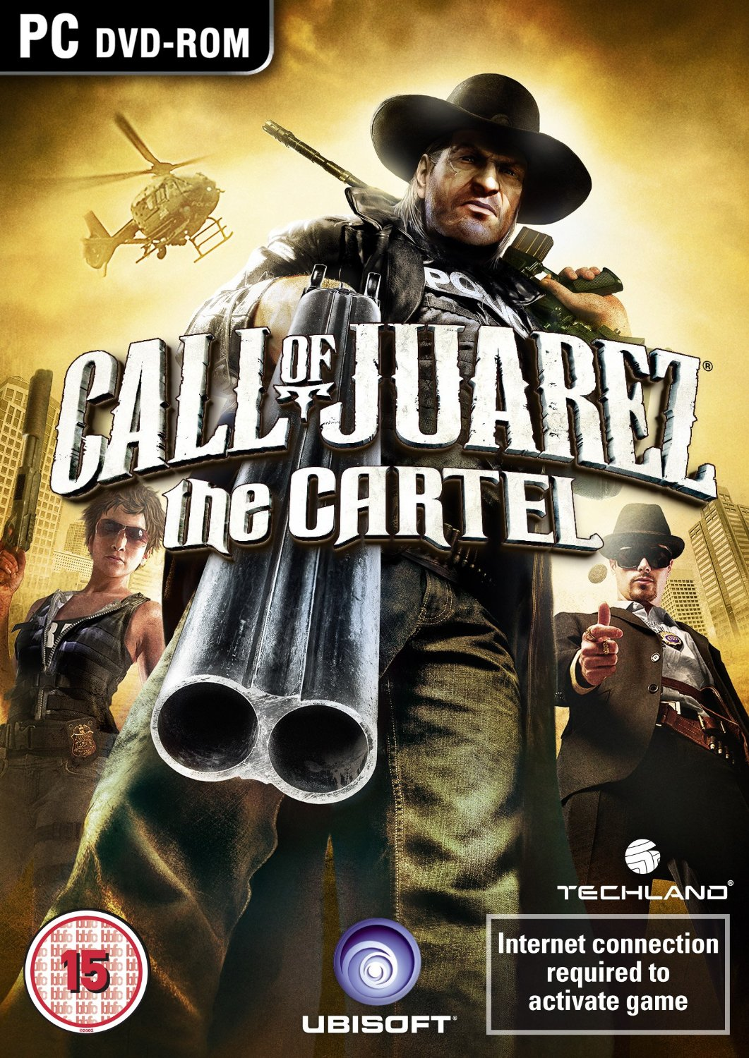 Call of Juarez: The Cartel (Steam Key/ RU/ CIS)