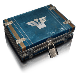 PlayerUnknown´s Battlegrounds DESPERADO CRATE