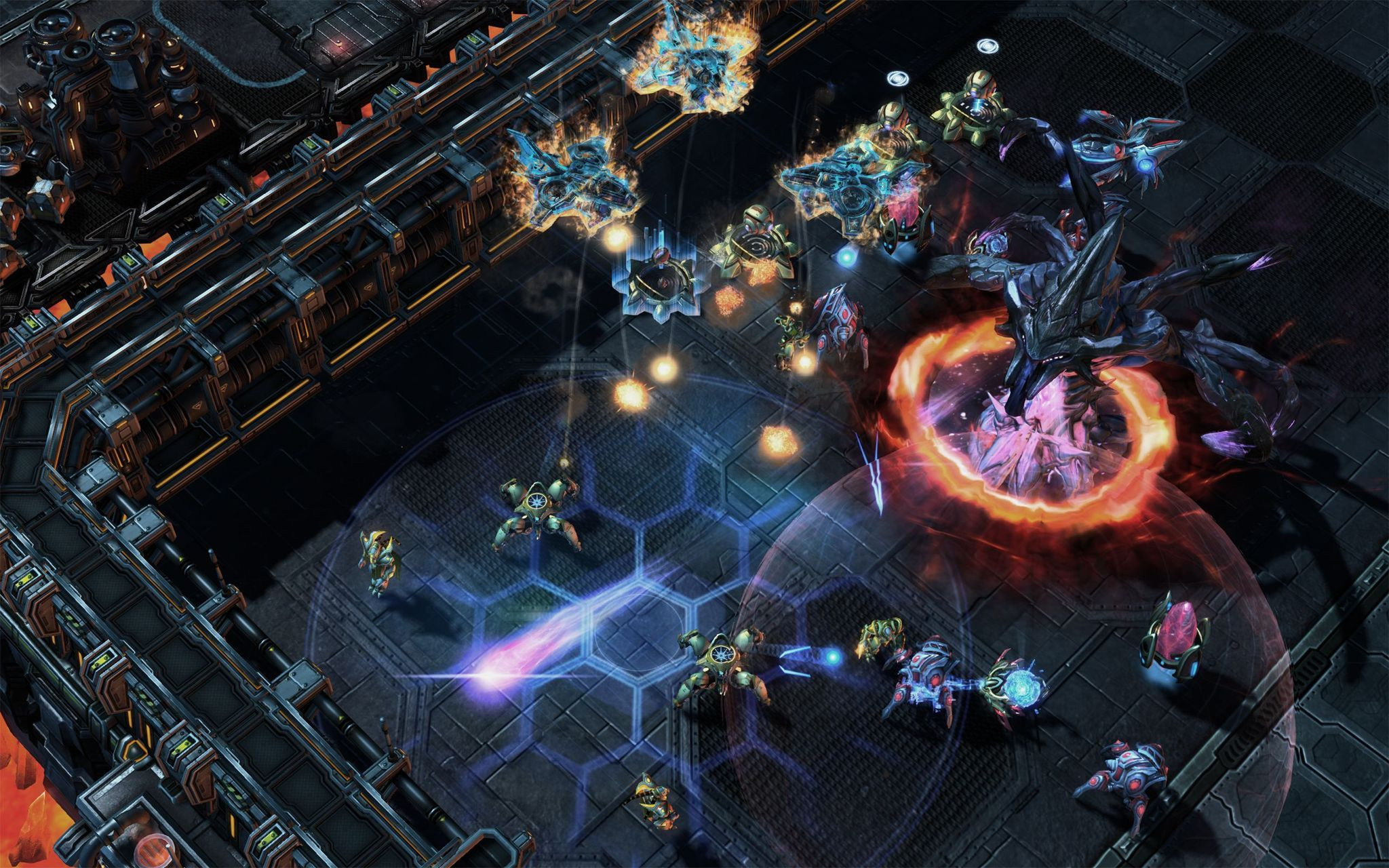 StarCraft II: Legacy Of The Void (Battle.net/RU/CIS)