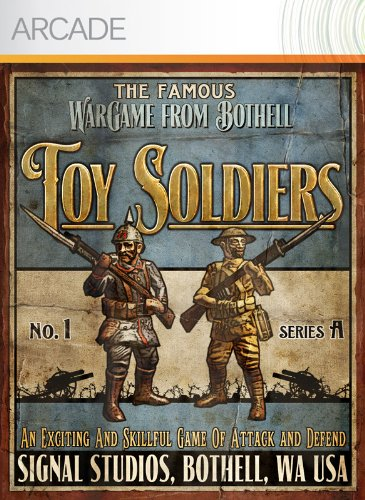 Toy Soldiers (Steam Key / Region Free)