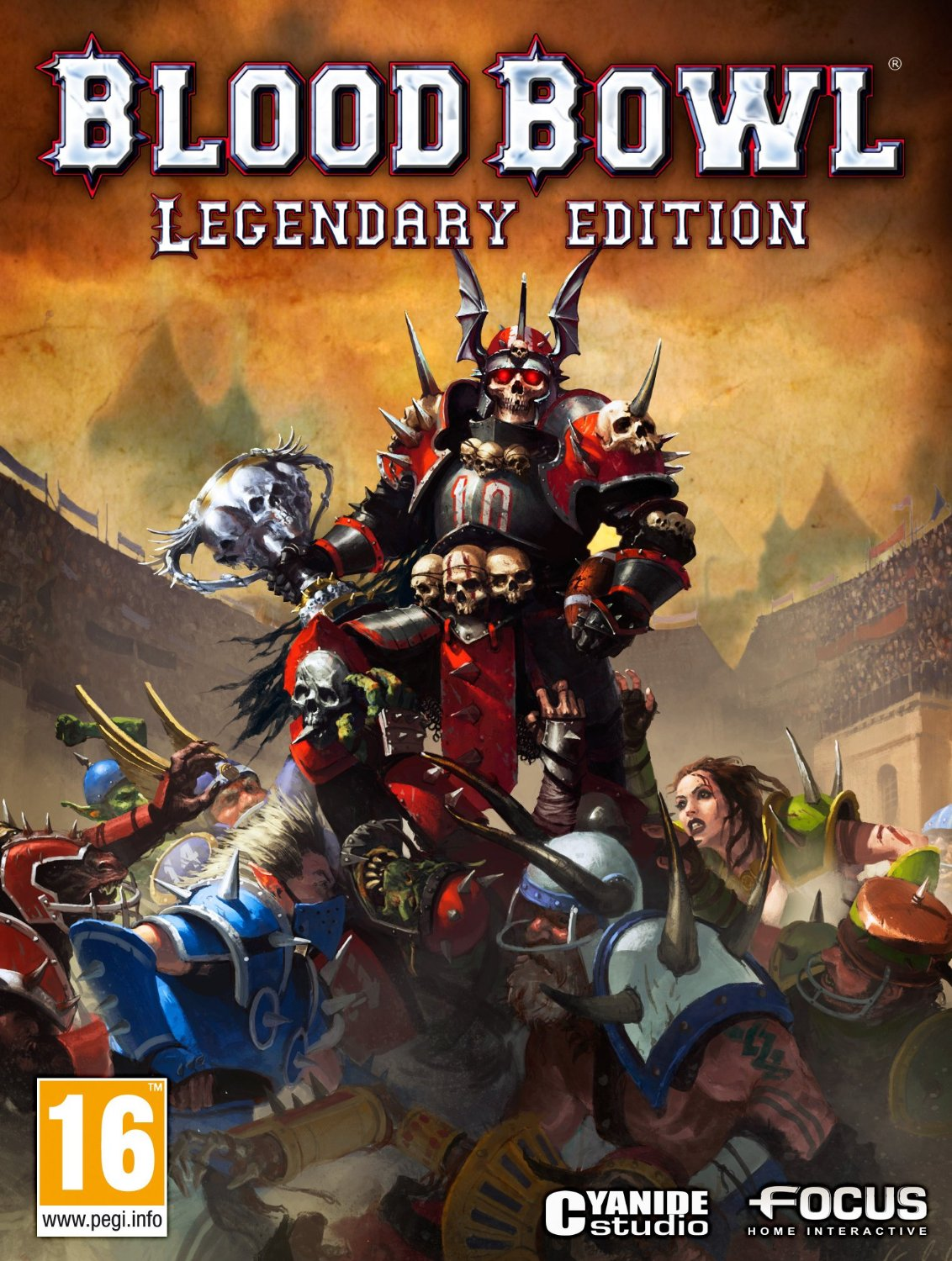 Blood Bowl - Legendary Edition (Steam /ROW) + Bonus