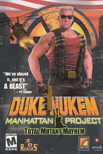 Duke Nukem Manhattan Project (Steam Key / Region Free)
