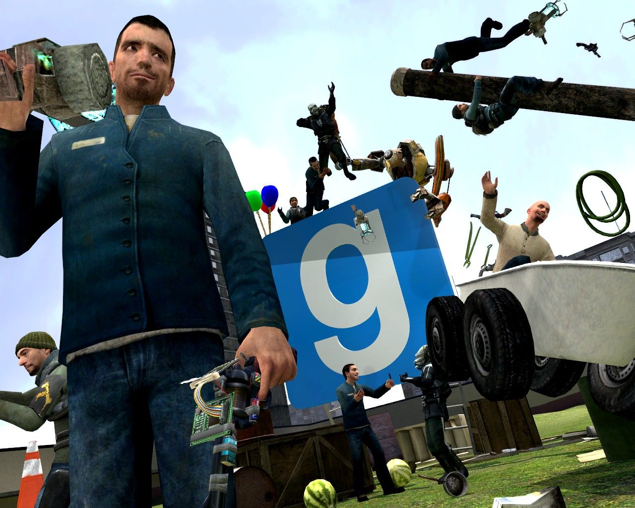 Garry´s Mod (Steam Gift / RU/ CIS)
