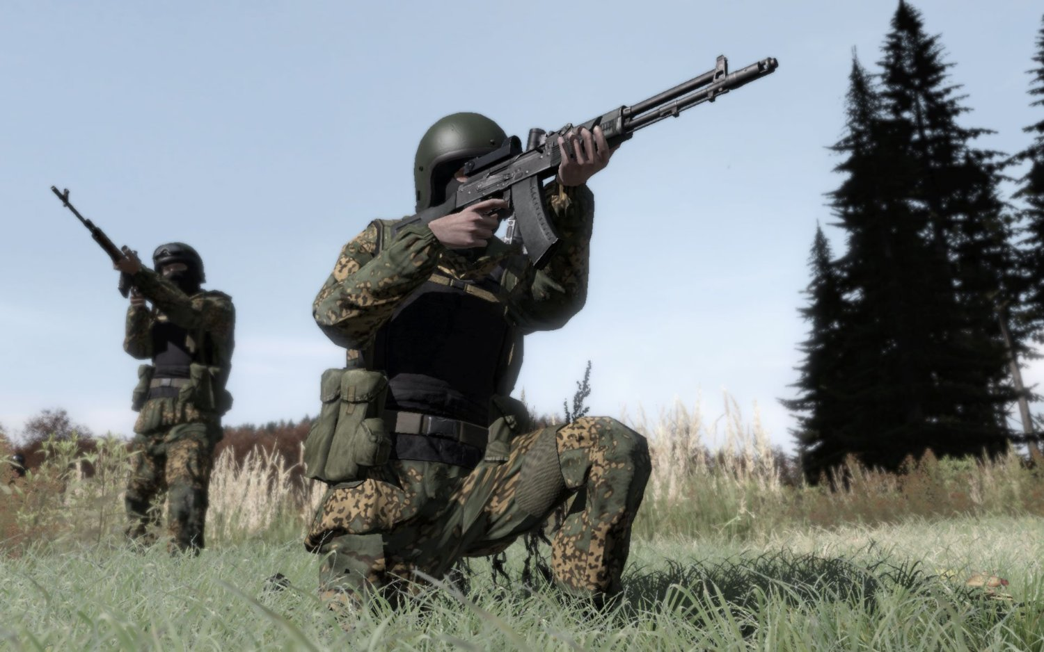 ARMA 2 II Combined Operations+DayZ Mod (Steam Gift/ROW)