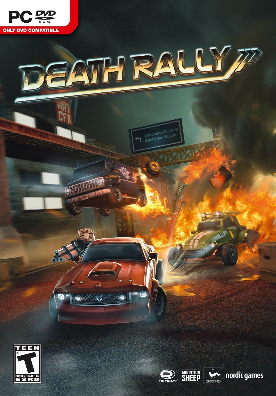 Death Rally 2012 скачать торрент бесплатно на pc  Игры на пк