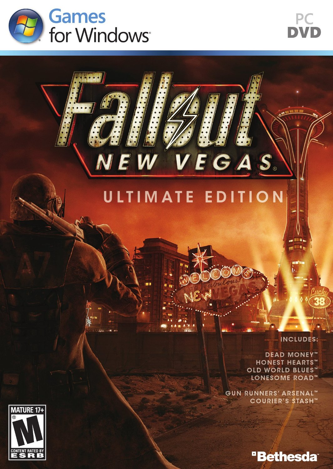 Fallout: New Vegas Ultimate Edition(Steam Gift/RU/CIS)