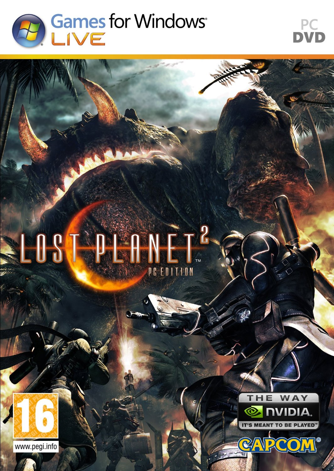 Lost Planet 2 (Steam Gift / Region Free) + Bonus