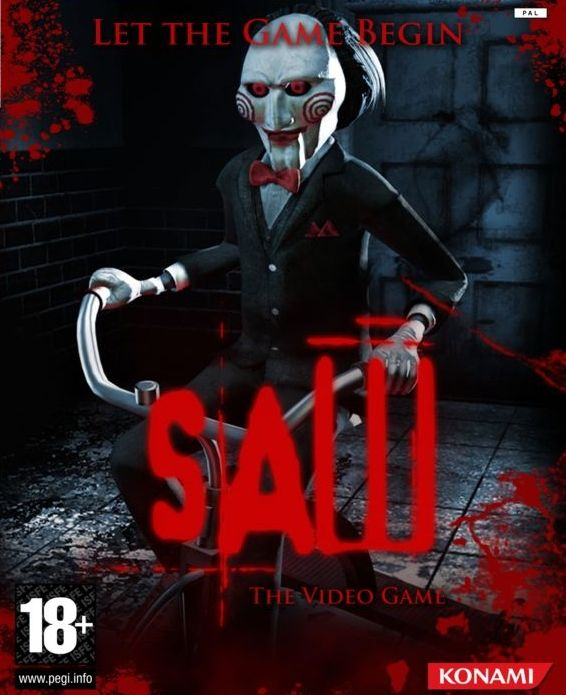SAW: The Video Game Steam CD Key (Region Free)