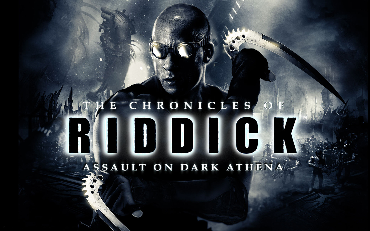The Chronicles of Riddick:Dark Athena SteamKey(RegFree)