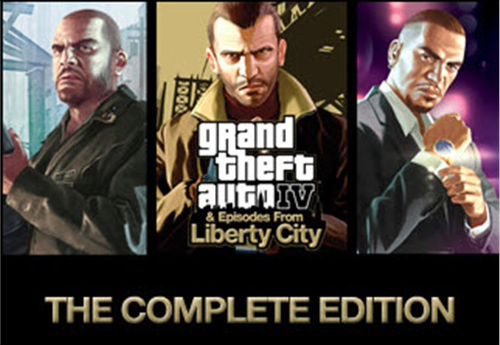 Grand Theft Auto IV:Complete Edition(SteamGift/RegFree)
