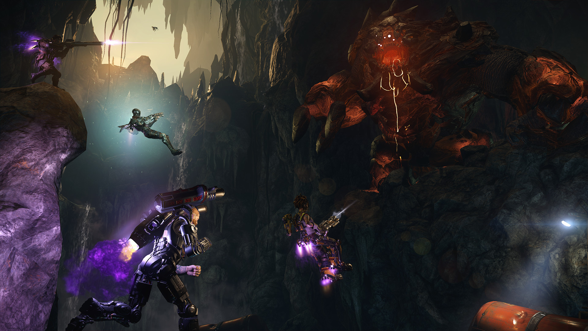 Evolve - Hunting Season Pass DLC (Steam Key / RU+CIS)