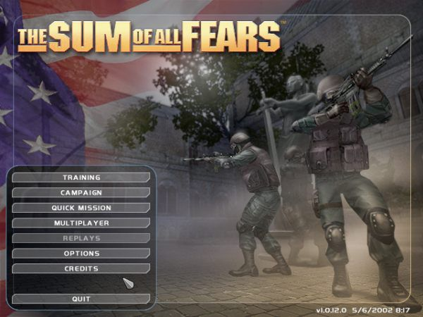 The Sum of All Fears (Steam Gift / Region Free)