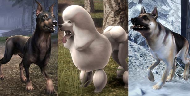 Fable 3 III - Dog Breed Set Steam Key (Region Free)