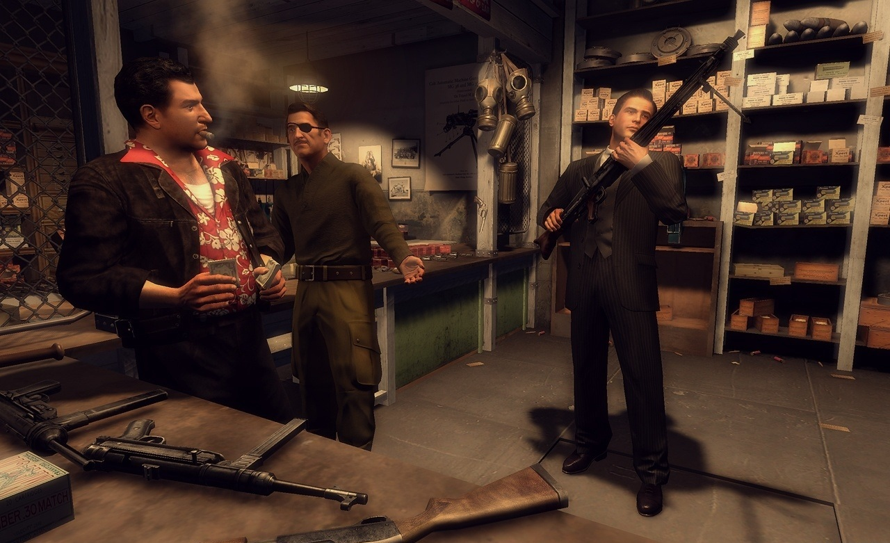 Mafia 2 II (Steam Gift / Region Free)