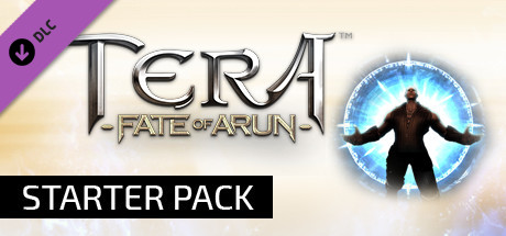 TERA + Starter Pack DLC (Steam Gift / ROW)