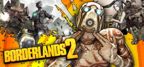 Borderlands 2 ROW + DLC  (Steam Account)