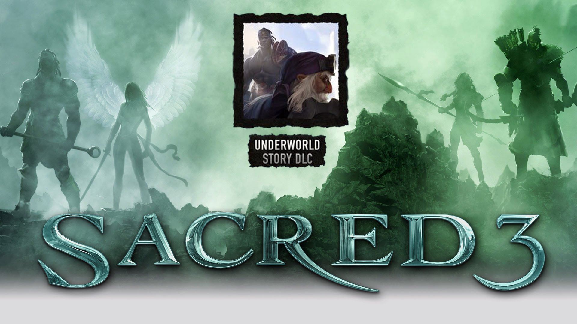 Sacred 3 Gold  (Steam Gift / ROW / Region Free) HB link